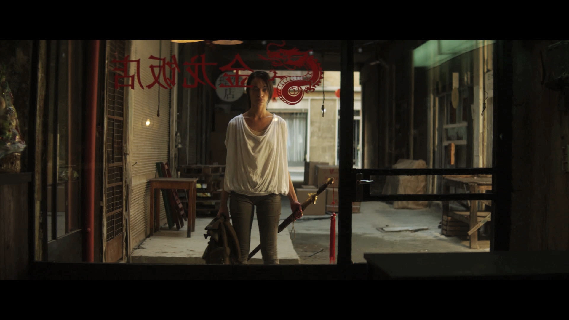 Chinatown - Τα τρία καταφύγια